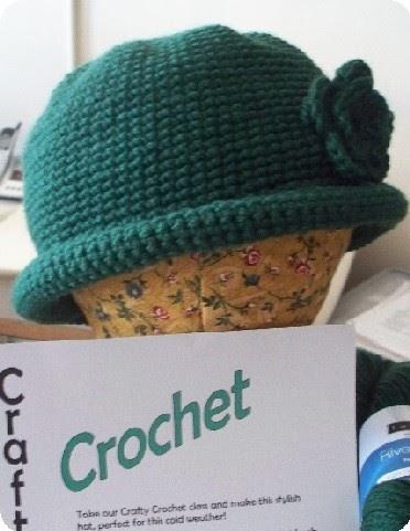 My Crochet Hat Crochet Roll Brim Hat