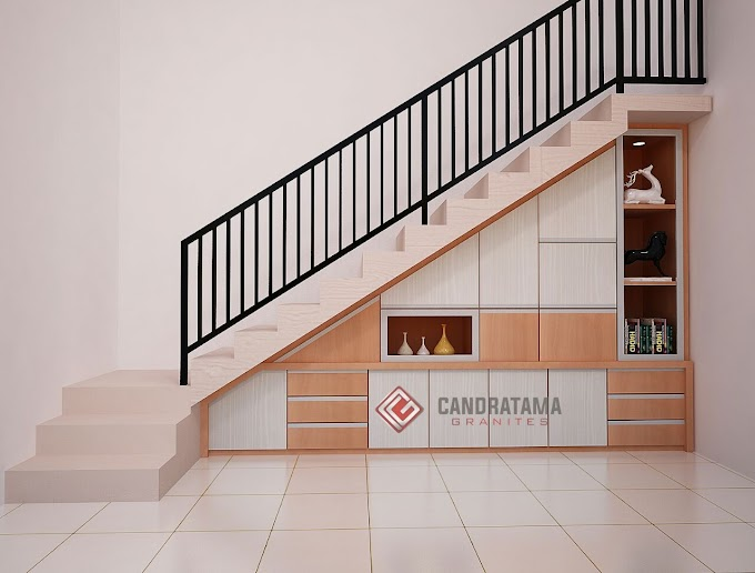 Dapur Minimalis Bawah Tangga | Ide Rumah Minimalis