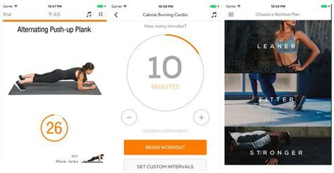 10 Free & Best Workout Apps For Men and Women   H2S Media