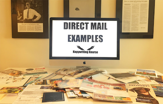 Direct Mail Marketing Guide and Real-Life Examples - Kopywriting Kourse