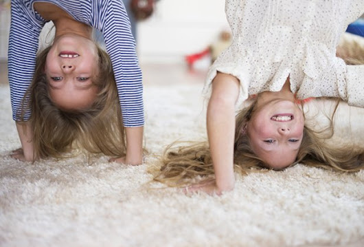 25 Indoor Exercise Games to Get Kids Moving