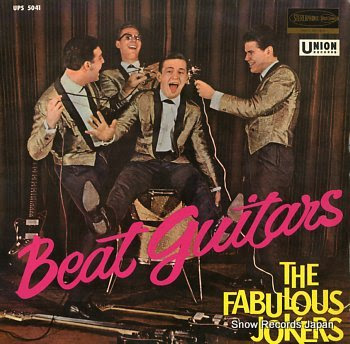 FABULOUS JOKERS, THE beat guitars