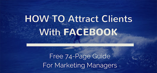 Download How to Attract Customers with Facebook Ebook