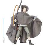 "Star Wars The Last Jedi Black Series 6"" Rey Action Figure"