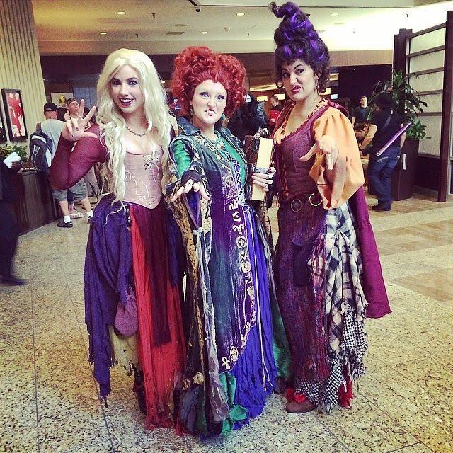 Hocus Pocus Witches