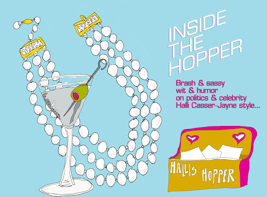INSIDE THE HOPPER - Halli Casser-Jayne