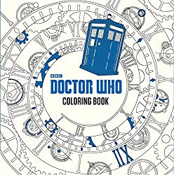 The Doctor Who Coloring Book