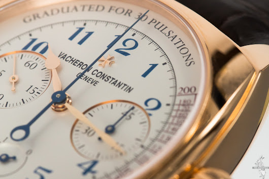 Vacheron Constantin Harmony Chronograph - The Horophile
