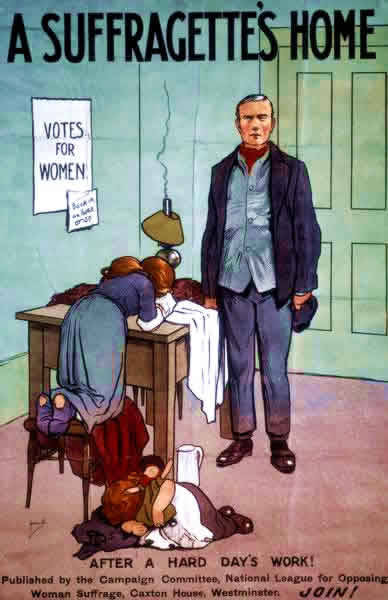 A Suffragettes Home