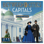 Stonemaier Games STM505 Between Two Cities Capitals Board Game