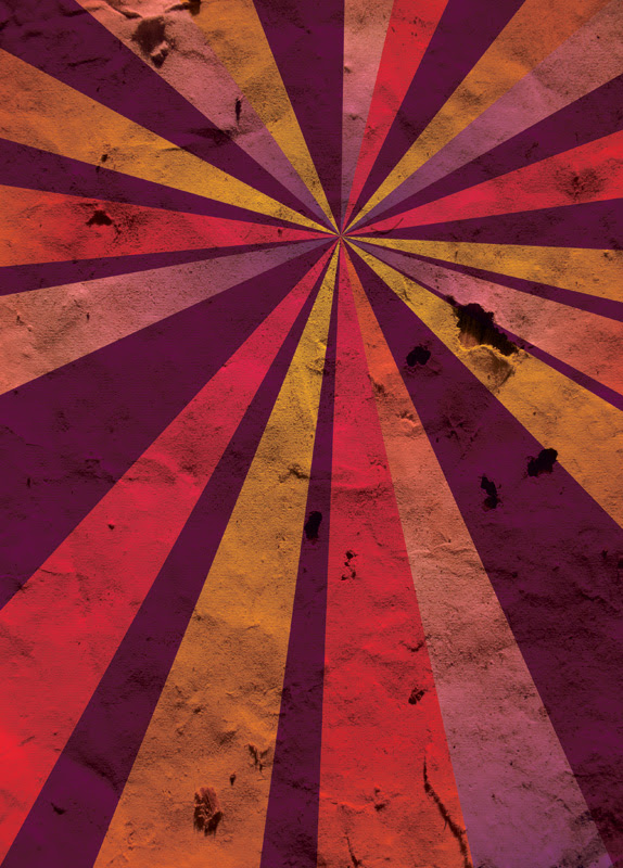 Circus stripes poster background | Free Poster Templates ...