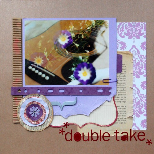 Double Take - Challenge #1 in the Color Creative Class