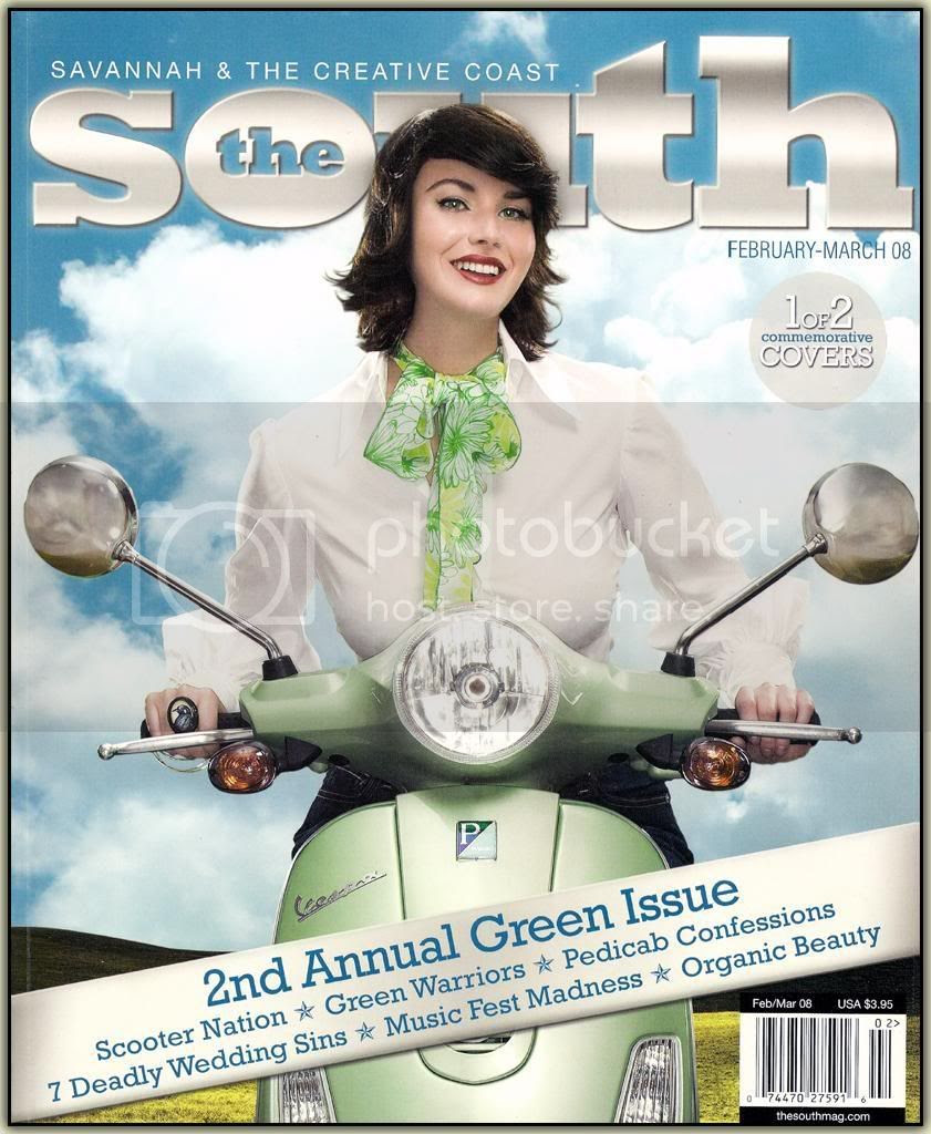 The South Magazine, February 2008