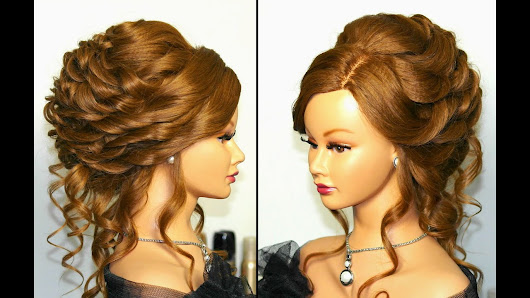 hair styles for a formal yadira mares 5070