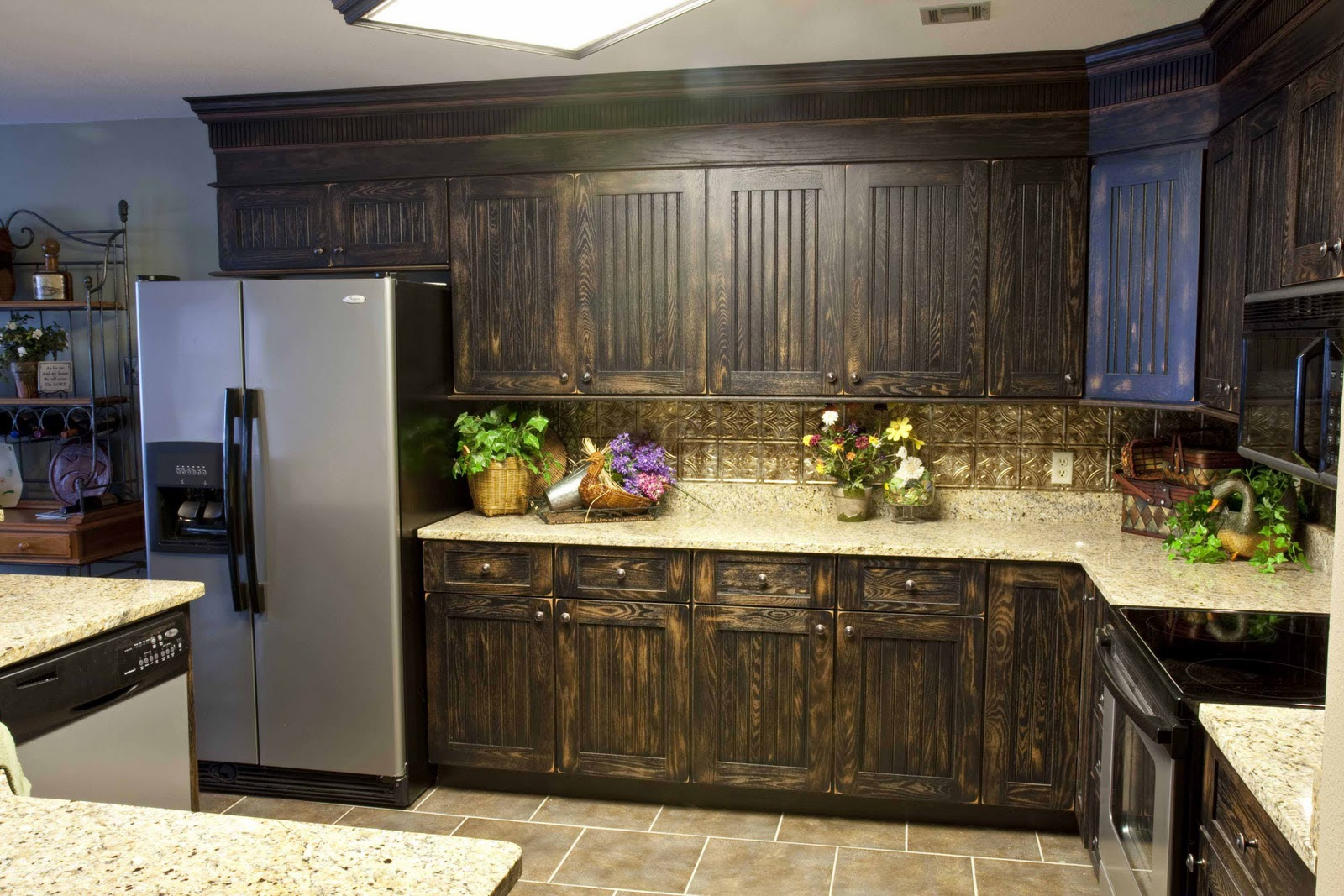 Cabinet Refacing - Easy And Quick Kitchen Makeover Option ...