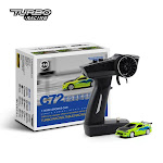 Turbo Racing C72 1:76 Scale RC Racing Car RTR (Limited Edition Green)