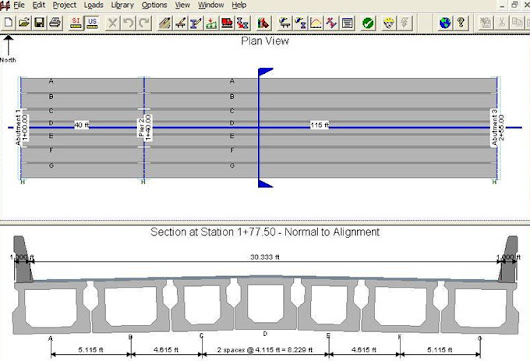 Prestressed Girder SUPERstructure design and analysis | Constructioncost