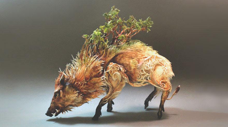 surreal-animal-sculptures-ellen-jewett-16