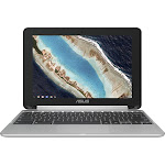 ASUS Flip C101PA DB02 10.1″ Convertible Chromebook - Cortex-A72 + Cortex-A53 RK3399 - 4 GB RAM - 16 GB SSD - Silver