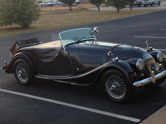 1963 Morgan Plus 4 (+4) (5239) : Registry : The Morgan Experience