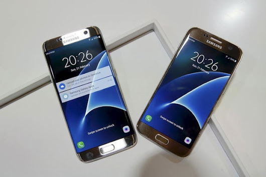 How to pick between the Galaxy S7 and GS7 edge (video) | CIO