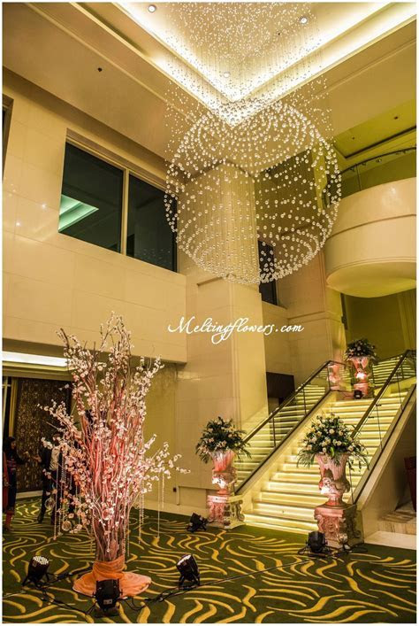 The Ritz Carlton Bangalore, Wedding Halls In Bangalore