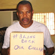 » Kidnapped Chibok Girls: Nollywood Actor Steve Eboh keeps #Bringbackourgirls campaign going.