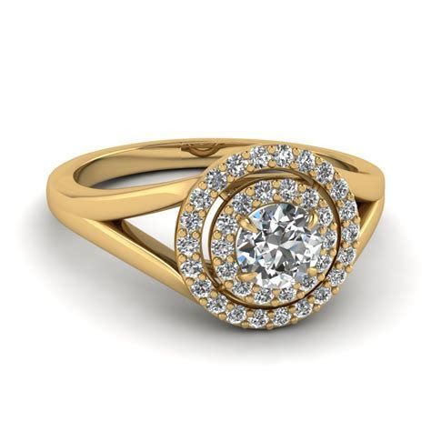 Double Halo Engagement Rings   Fascinating Diamonds