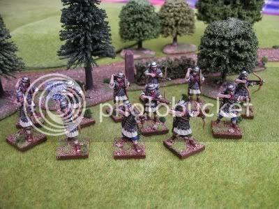 EIR Auxiliary Archers