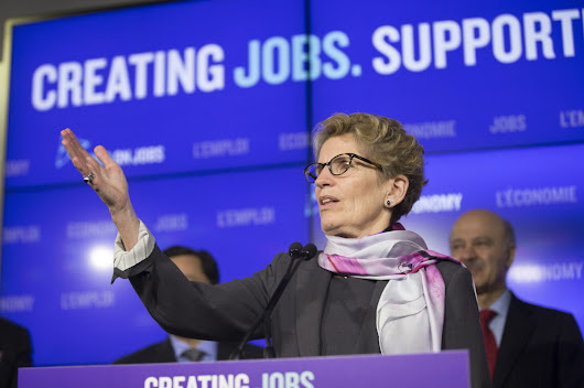 Ontario election all about jobs, jobs, jobs: Hepburn | Toronto Star