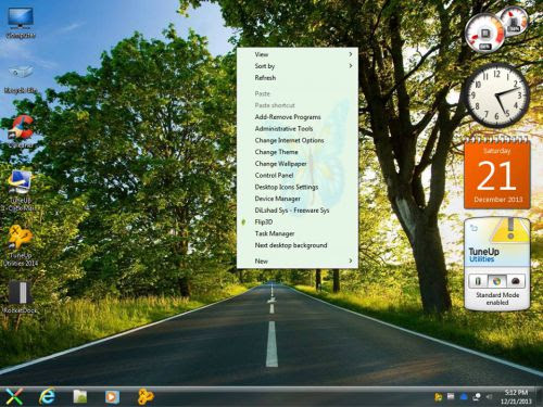 Windows 7 Android Edition 2014 (x86 x64)