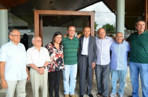 Em 2013, partido lançou pré-candidatura de Luis Fernando