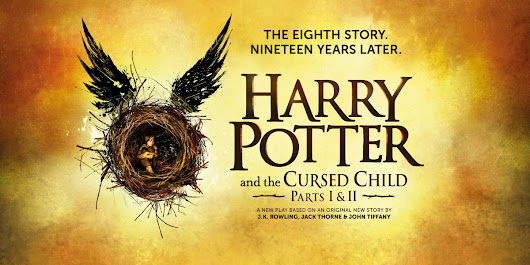 Seperti Fanfiction : Review Harry Potter and Cursed Child (Spoiler alert!)