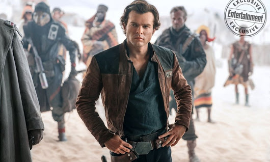 New Solo: A Star Wars Story Trailer Debuts!