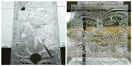 plexi glass at MOA
