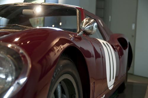 Prince R380-I, Toyota Automobile Museum, Nagoya