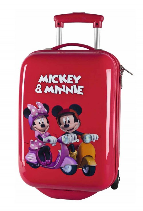trolley de cabina mickey &  minnie15305