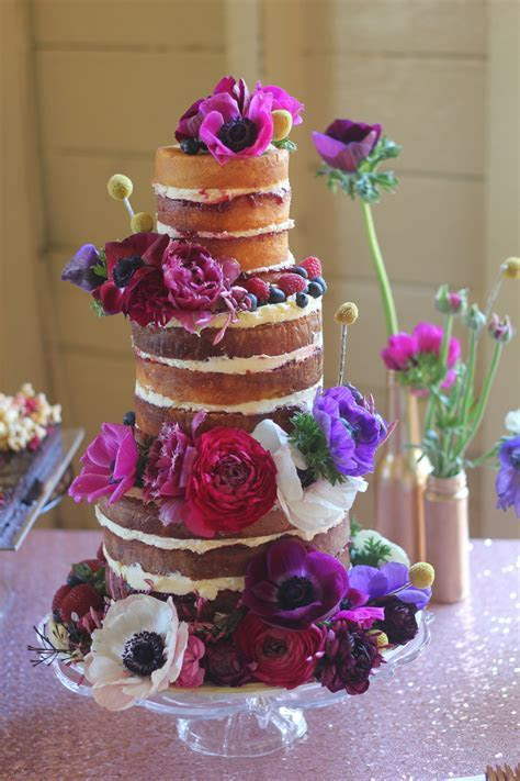 Blooms by Bethan » Wedding and engagement cakes