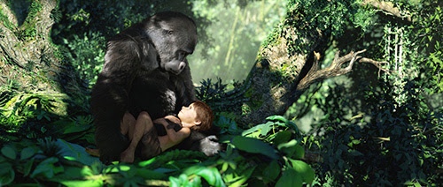 泰山(Tarzan)劇照