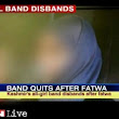 #myjihad KASHMIR: First ever All-Girl Rock Band forced to quit after Grand Mufti puts a fatwa on their heads