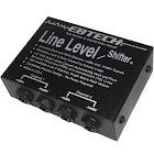 Ebtech Line Level Shifter LLS-2 Level Matching Converter - Black
