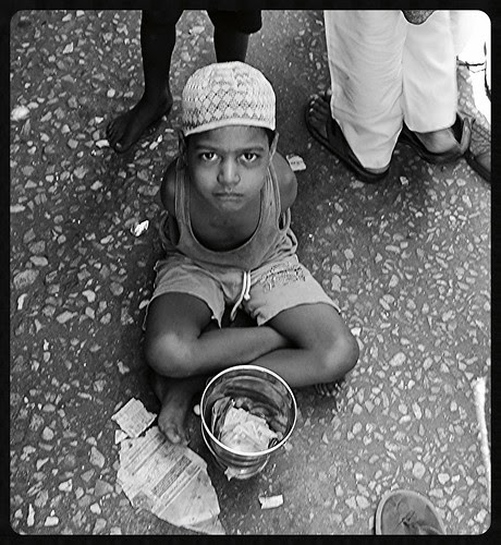 The Limbless Beggar Boy Ajmer by firoze shakir photographerno1
