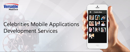 Best Celebrities Mobile Applications Development Dervices in London