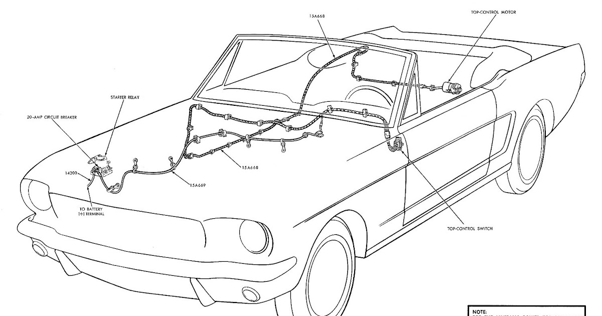 [DIAGRAM] 1965 Mustang Gt Fog Light Wiring Diagrams FULL