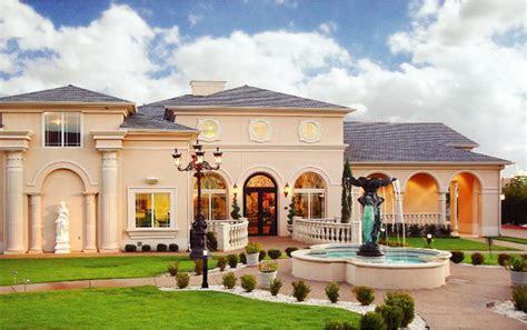Villa and Gardens :: Mediterranean Villa