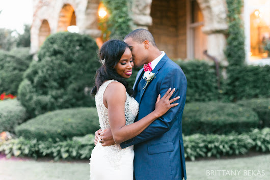 PATRICK HALEY MANSION WEDDING // marcia + toussaint | chicago wedding photography // brittany bekas photography