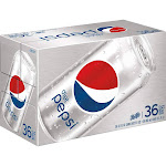 Diet Pepsi 36-Pack, 12-Ounce Cans