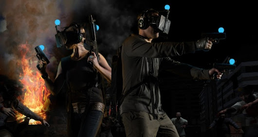 Tickets to 'Zero Latency' Wireless Free-Roaming Zombie VR Experience On Sale Now, Aussie Residents Only - Road to Virtual Reality