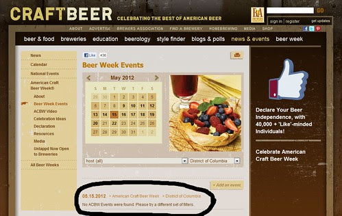 CraftBeer.com - Beer Week Events