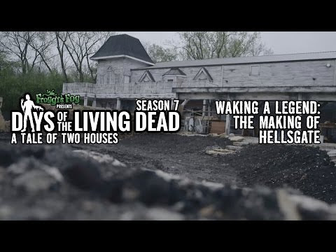 Waking a Legend: The Making of HellsGate | Days of the Living Dead Season 7, Episode 1